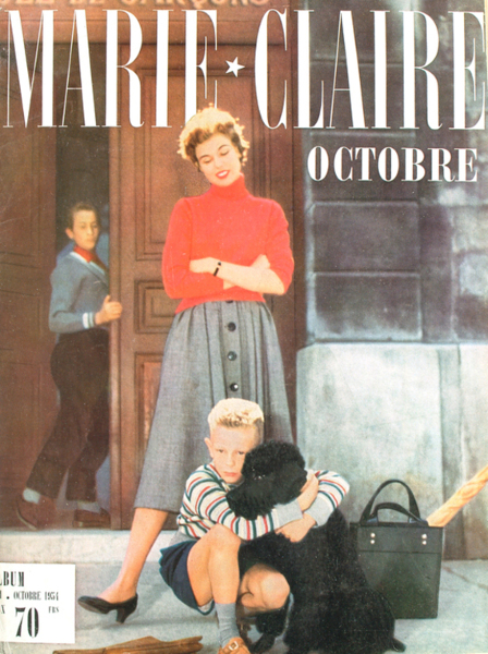History of Marie Claire Magazine